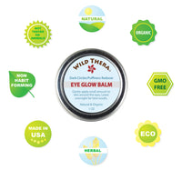 Best Organic eye cream to get rid of puffy eyes, dark circles, bags under eyes.