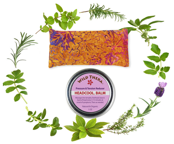 Headsoothe Balm Set