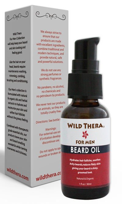 Beard Mustache Conditioner Beard Oil Dandruff Skin Hydration Tame Stray Hairs