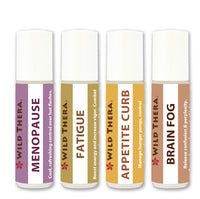 Aroma Wellness Roll On Set of 4 - Menopause Support