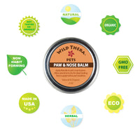 Natural Organic Paw, Nose and Snout care