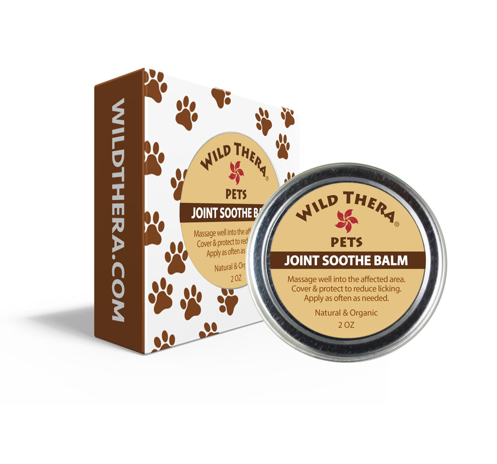 Pet Joint Care Supplement Balm Arthritis, Joint Pain, Muscle Pain for Cats & Dogs