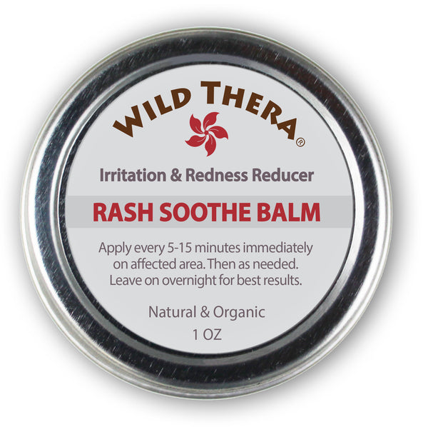 Herbal solution for jock itch & ringworm treatment. Antifungal itch relief rash cream for skin fungus, nail fungus & bug bites.