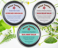 Summer Set - Bug repellant bug bite relief rash relief sunburn first aid kit