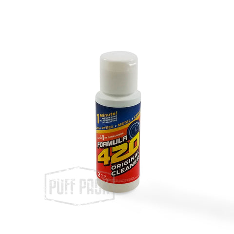 (Mart) Formula 420 Glass Cleaner (2oz)