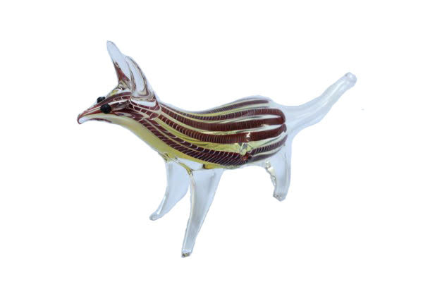 (Mart) The Fox / Dog / Salamander Pipe