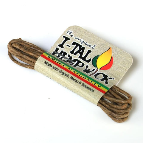 I-Tal Small Hemp Wick