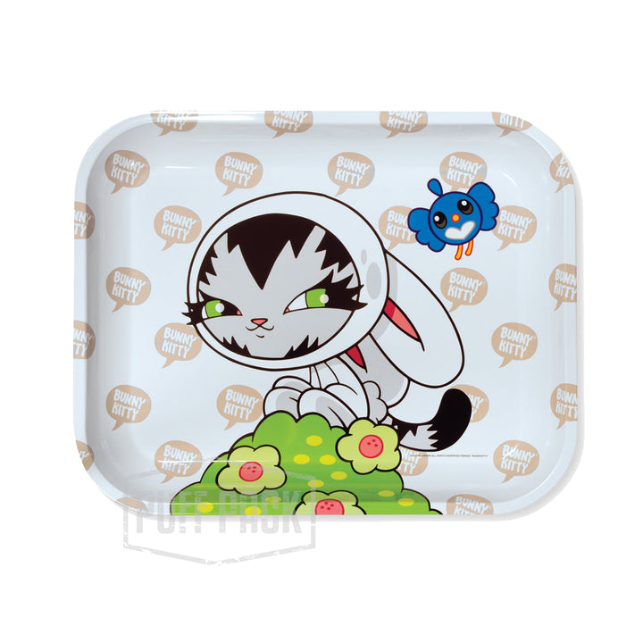 Persue Bunny Kitty Large Tray