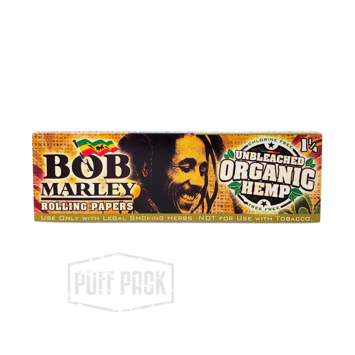 Bob Marley Organic Rolling Papers