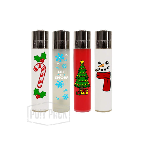 Christmas Clipper Lighter