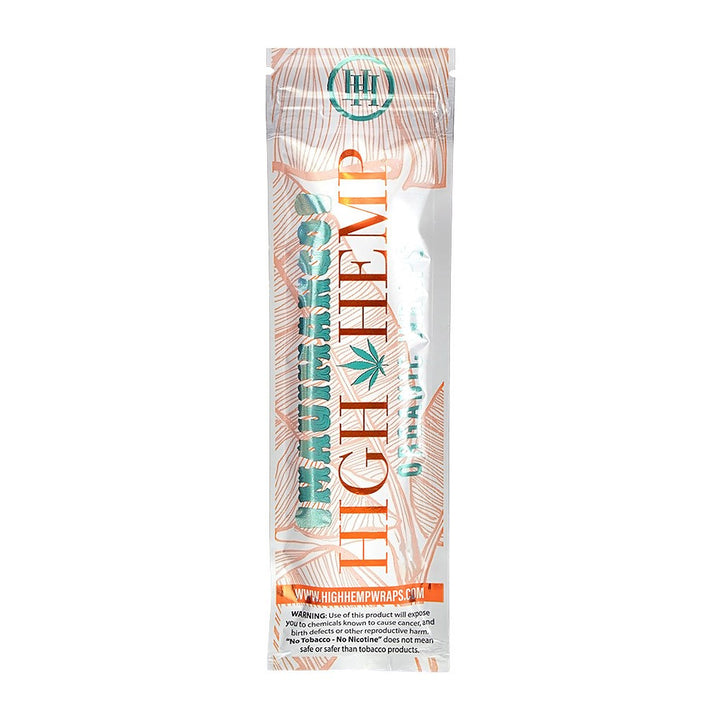(Mart) High Hemp Wraps - Mango