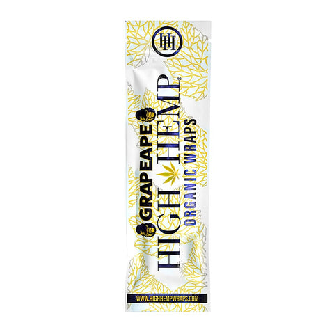 (Mart) High Hemp Wraps - Grape