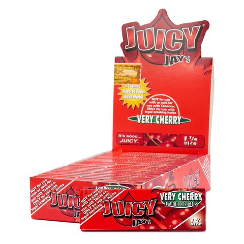 Juicy Jay's Very Cherry 1 1//4