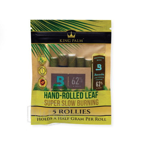 King Palm Rollie Leaf Wraps