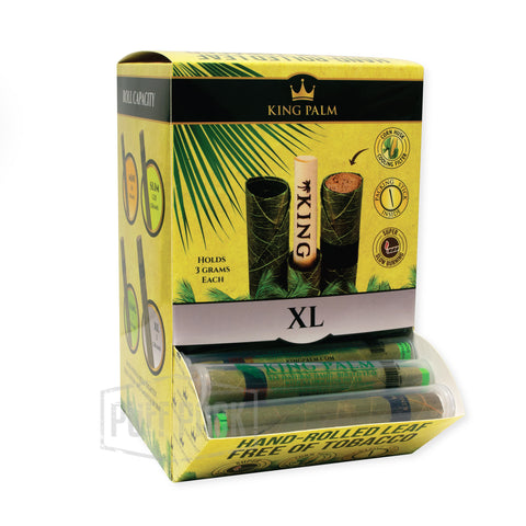King Palm XL Leaf Wraps