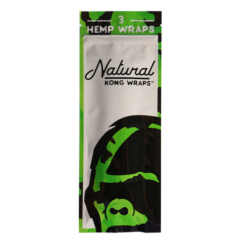 (Mart) Natural Kong Wraps