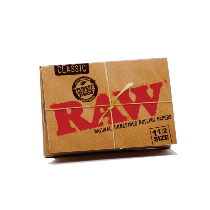 (Mart) RAW 1 1/2 Rolling Papers