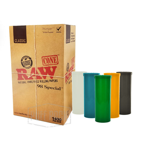RAW Bulk Cone Bundle