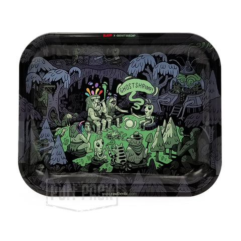 Ghost Shrimp Rolling Tray