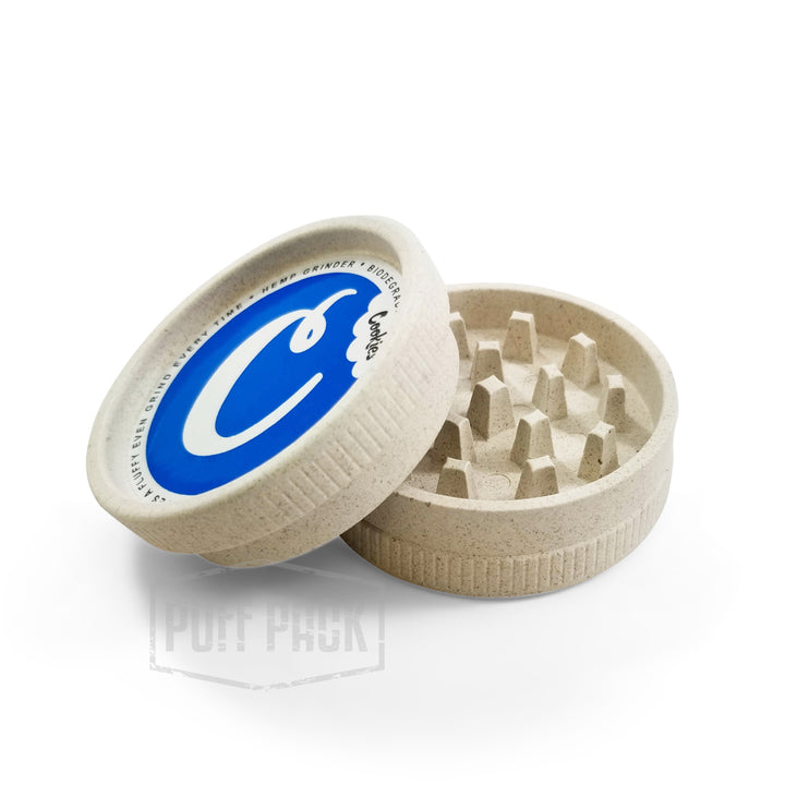 Santa Cruz 2 Piece Hemp Grinder