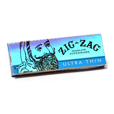 Zig Zag 1 1/4 Ultra Thin Rolling Papers