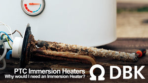 PTC Immersion Heaters - Why Would I Need an Immersion Heater?