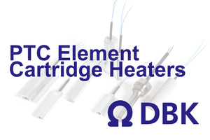 PTC Element Cartridge Heaters