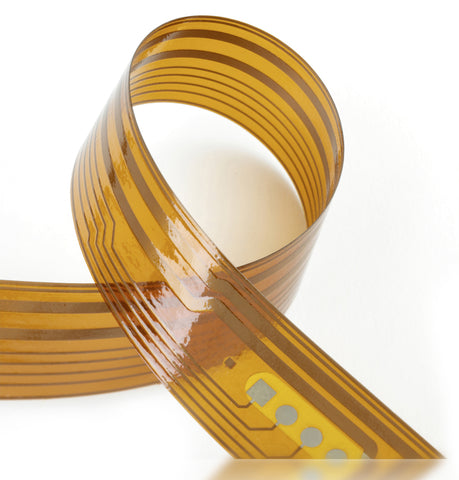 Kapton polyimide heaters