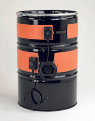 HSSD Drum Heater Silicone Bands