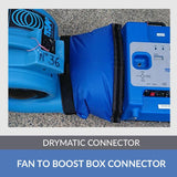 Fan to Boost Box Connector - DBK USA