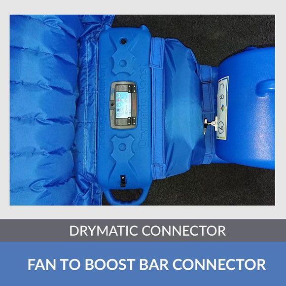 Fan to Boost Bar Connector - DBK USA