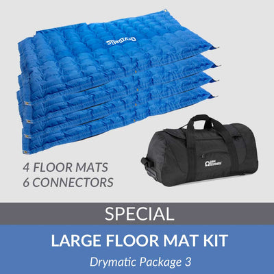 Large Floor Mat Kit - Variety of larger floor mats - DBKUSA.com