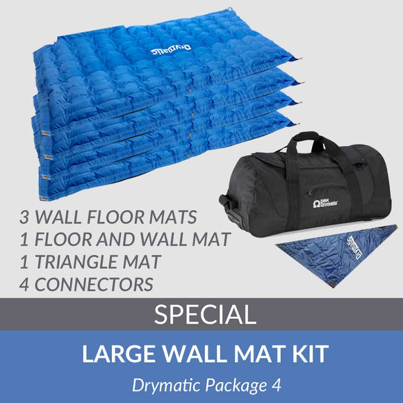 Large Wall Mat Kit - Variety of larger length wall mats - DBKUSA.com