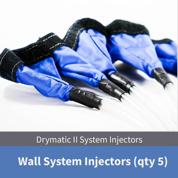 5 Wall System Injectors - DBK USA