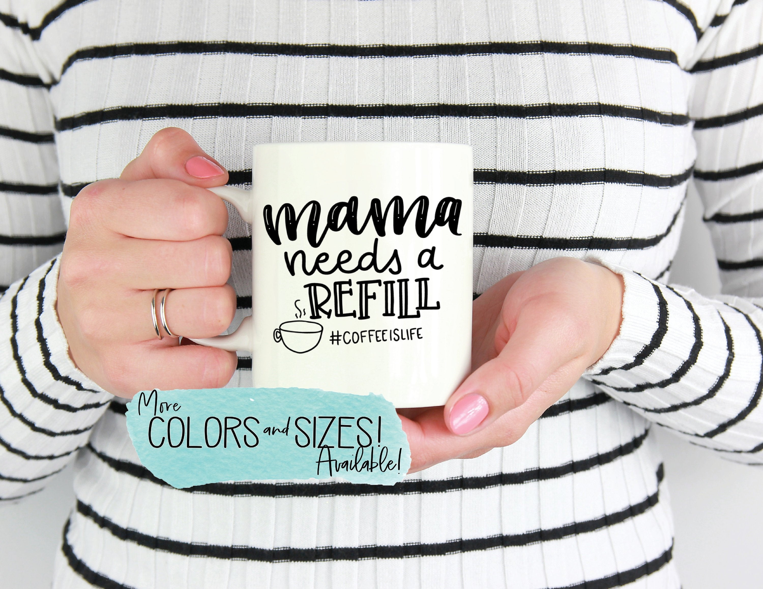 Mother's Day Gift, Funny Mom Mug, New Mom Gift, Mama Needs Coffee, Gift for Mom, Mother's Day Gift, Funny Parent Mug, Mom Gift