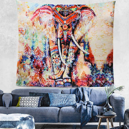 Buddha Phunk Tapestry & Wall Hangings