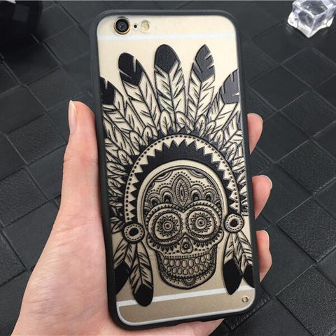 Buddha Phunk Phone Cases