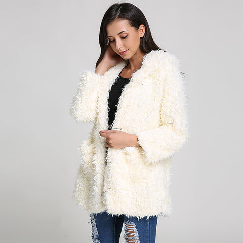 Linza Faux Fur Jacket - 4 Colours