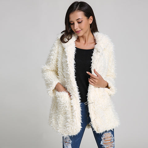 5e533e29d0b3 Linza Faux Fur Jacket - 4 Colours – Buddha Phunk