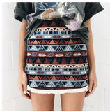 Fun Up Mini Skirt