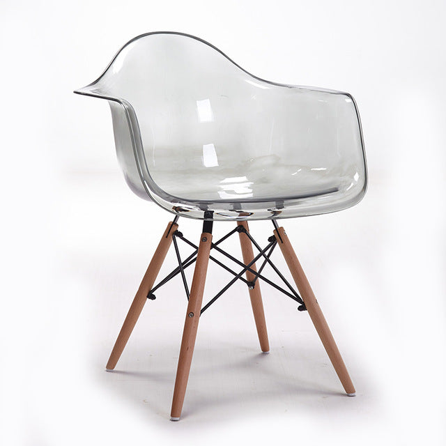 Contracted Plastic Leisure Chair