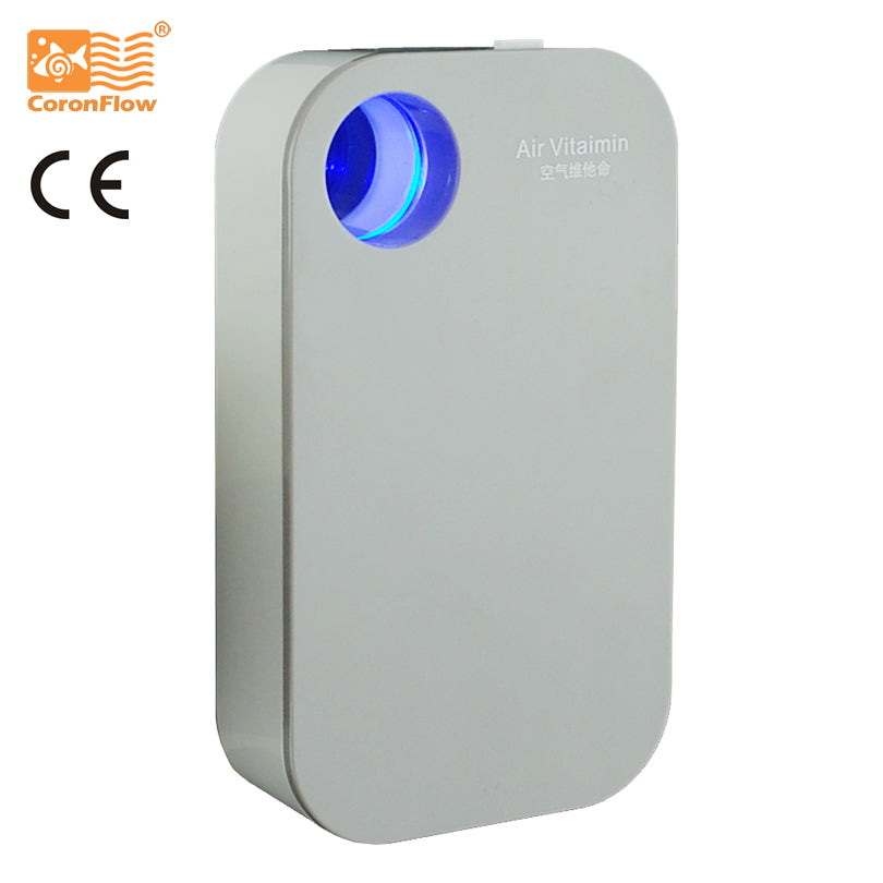 Negative Ion Vitamin LED Night Light for lighting & Air cleaning at Sleep