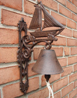Wall Mount Sailboat Call Bell