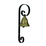 Brass Door Chime/Entry Bell w/Bracket