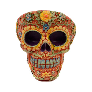 Mexican Dia De Los Muertos Day of the Dead Ashtray
