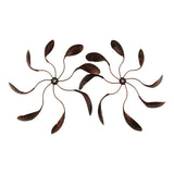 Dual Spinner Wind Dance Outdoor Home Decor