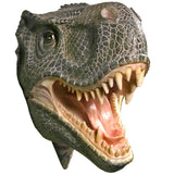 Hanging 3D Wall Mounted T-Rex Tyrannosaurus rex Head Mount Plaque