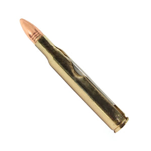 Rifle Bullet-Shaped Pocket Knife