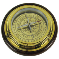 Antique Style Ship/Boat Magnetic Navigational Desk Compass