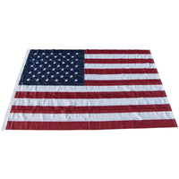 Huge USA 10x15 ft Sewn Stripes American Flag